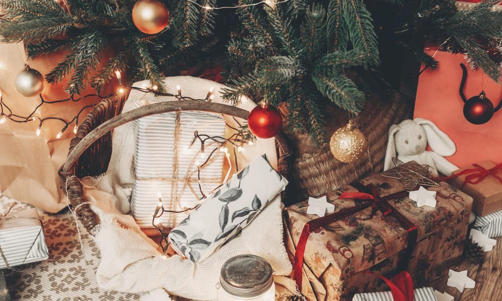 regalos de navidad para el cuidado personal