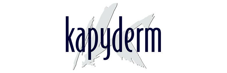kapyderm logotipo
